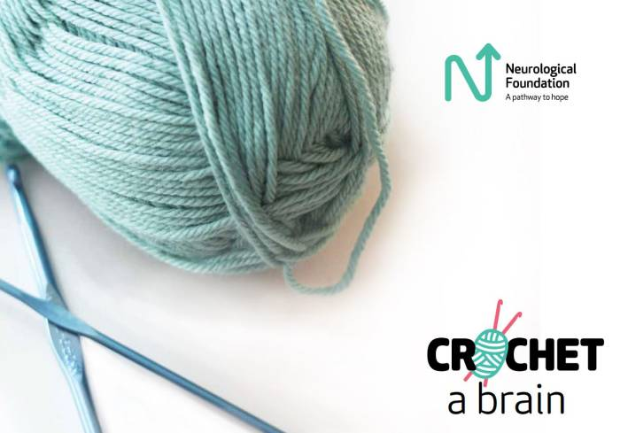 Crochet a brain booklet
